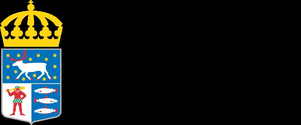 logo: Länsstyrelsen Västerbotten
